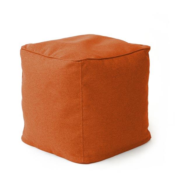 Tumba CUBE COZY Oranž